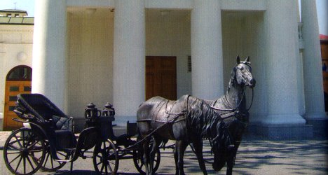Minsk_tourist_attractions-Carriage
